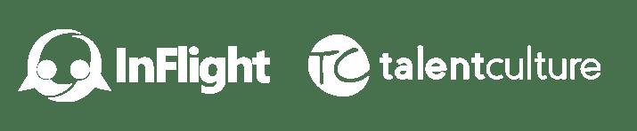 InFlight and Talent Culture Logos